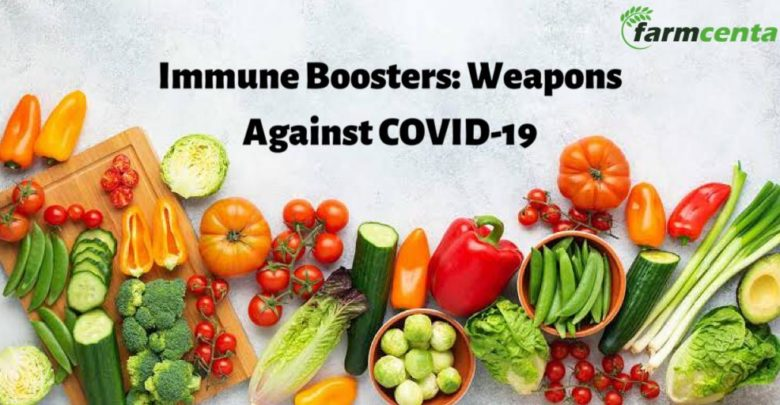 Immune Boosters