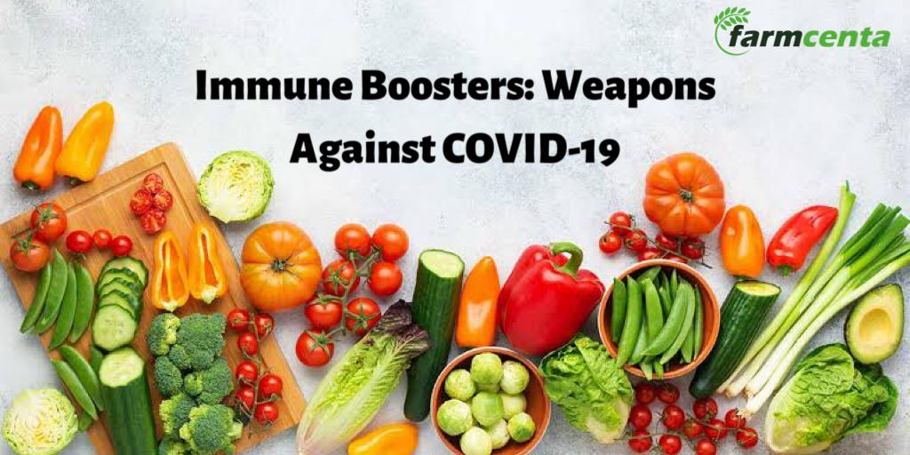 8 Immune Boosters: Weapons Against COVID-19