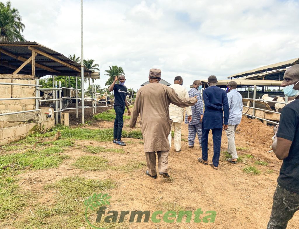 Farmcenta hosts her advisory board members